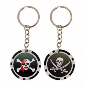 Pirat, Nyckelring