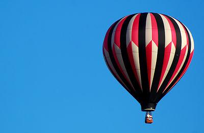 luftballong upplevelse julklappstips