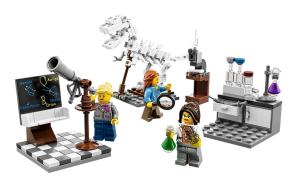 lego med kvinnliga forskare