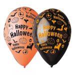 Ballonger Happy Halloween - 100-pack